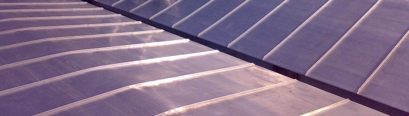 falcovaná střecha