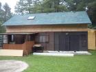 Běleč chata  šindel IKO zelená